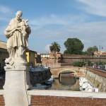 Livorno_-_Statua_di_S.Giovanni_e_Fortezza_Nuova