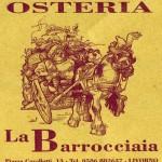 Osteria La Barrocciaia