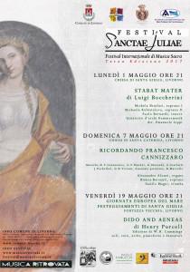 manifesto Sanctae Juliae