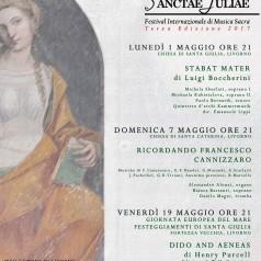 """Festival di Musica Sacra """"Sanctae Juliae"""""""