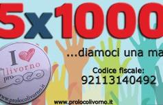5×1000 alla Pro Loco Livorno – Dichiarazione 2018