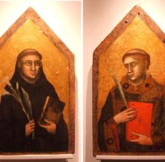 Scopri le due opere di Giotto