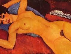 L'itinerario di Amedeo Modigliani